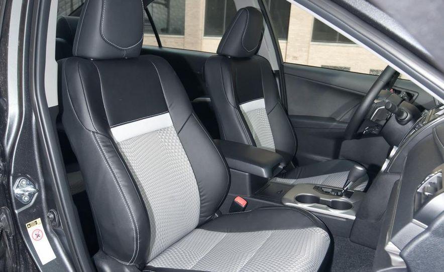 2012 Volkswagen Passat 2.5 SE, 2012 Honda Accord EX-L, 2012 Hyundai Sonata SE, 2012 Toyota SE, 2012 Kia Optima EX, and 2013 Chevrolet Malibu Eco - Slide 61