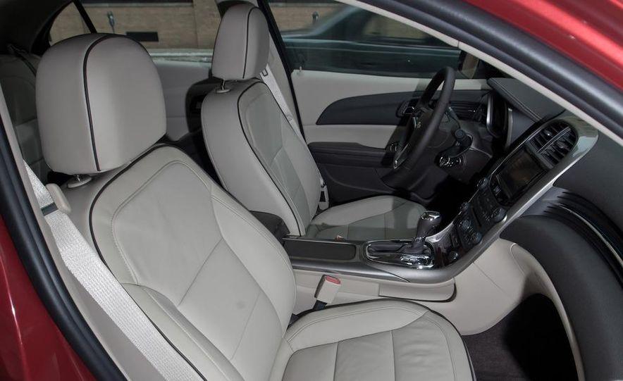 2012 Volkswagen Passat 2.5 SE, 2012 Honda Accord EX-L, 2012 Hyundai Sonata SE, 2012 Toyota SE, 2012 Kia Optima EX, and 2013 Chevrolet Malibu Eco - Slide 74