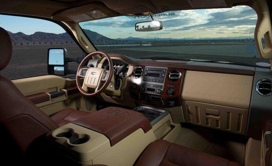 2012 Ford F-250 Super Duty King Ranch 4x4 crew cab and 2012 Chevrolet Silverado 2500 LTZ 4WD crew cab - Slide 24