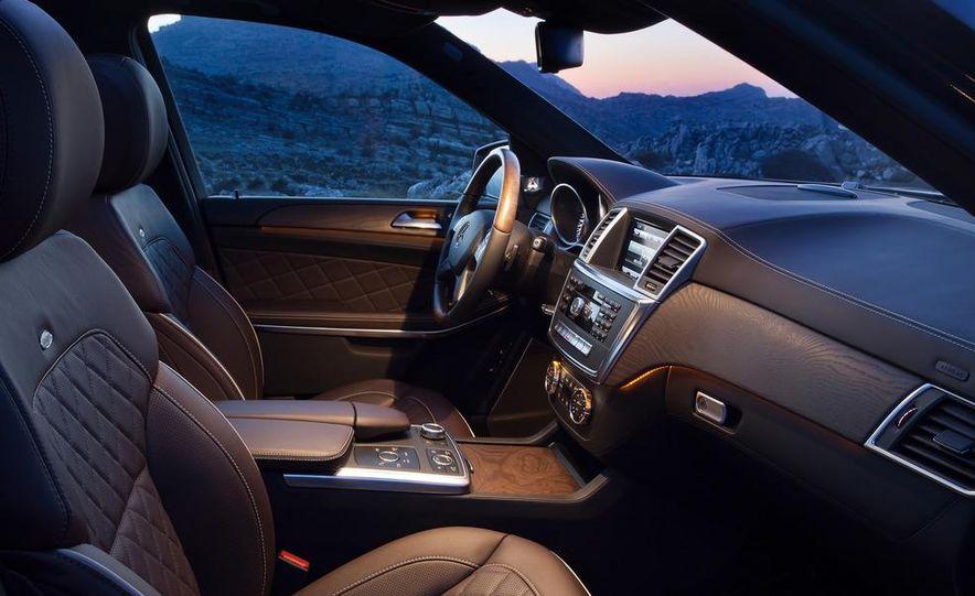 2013 Mercedes-Benz GL450 - Slide 26