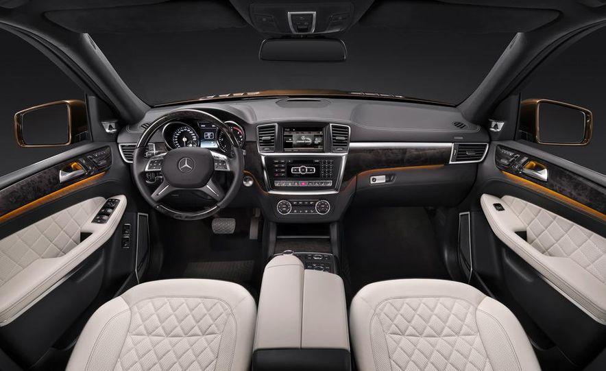 2013 Mercedes-Benz GL450 - Slide 33
