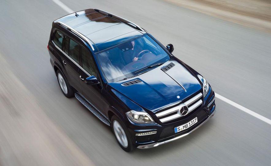 2013 Mercedes-Benz GL450 - Slide 15
