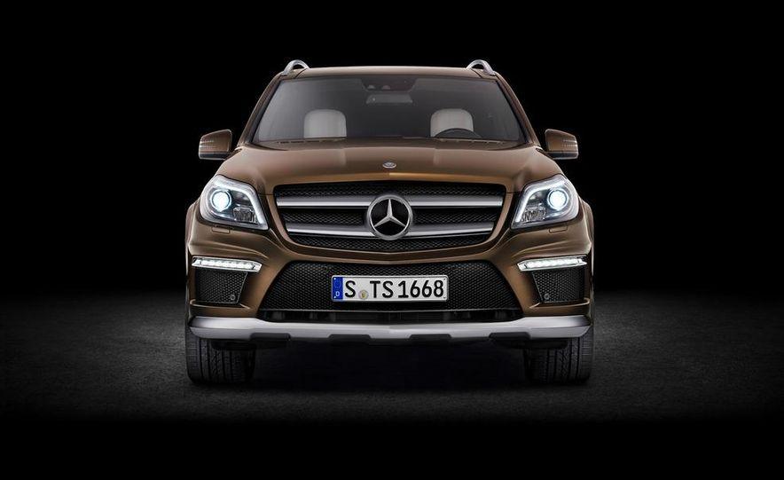 2013 Mercedes-Benz GL450 - Slide 31