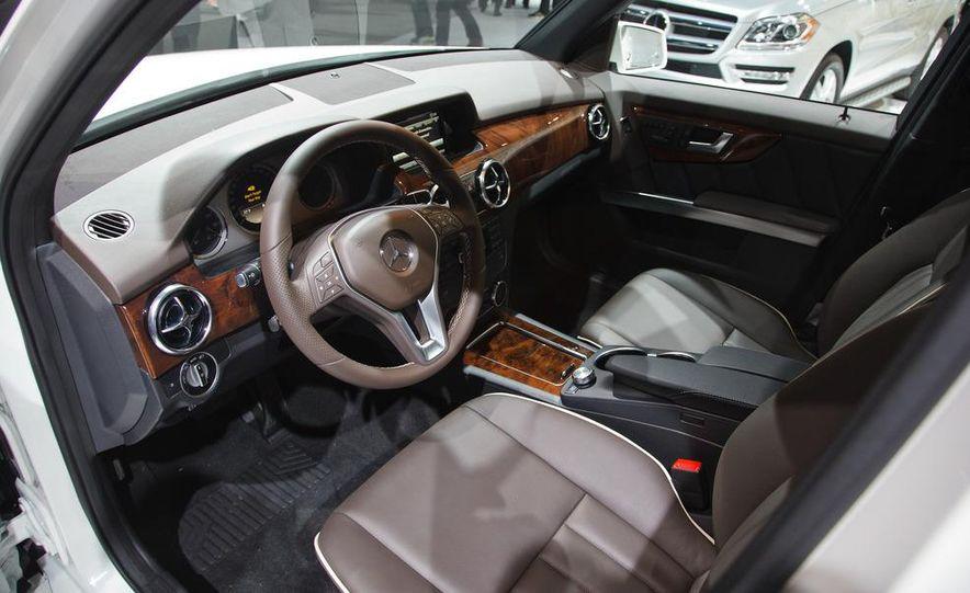2013 Mercedes-Benz GL450 - Slide 8