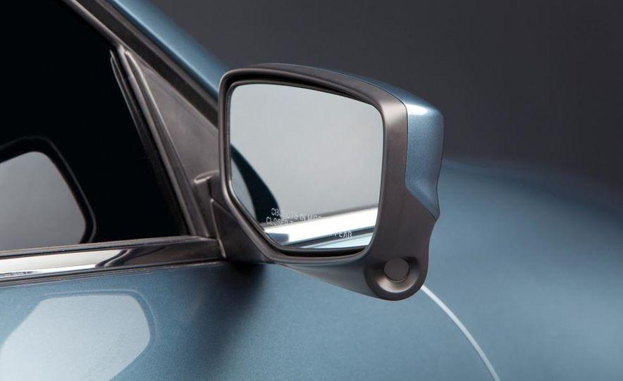 2013 Honda Crosstour concept - Slide 20