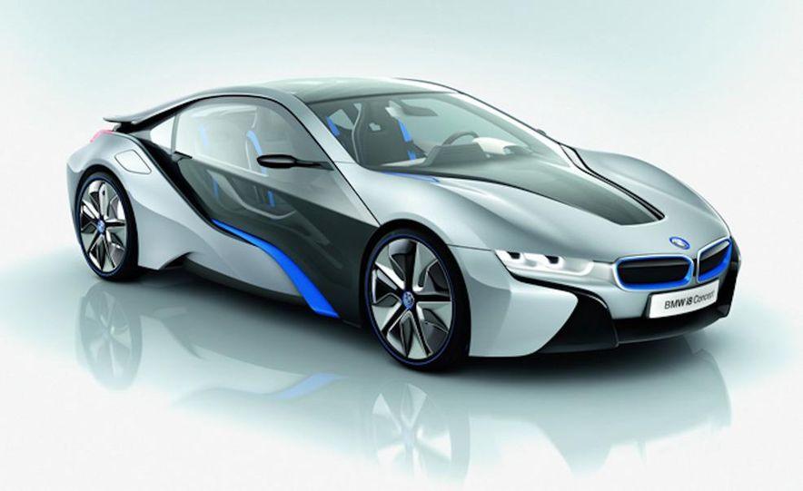 BMW i8 Concept Spyder - Slide 25