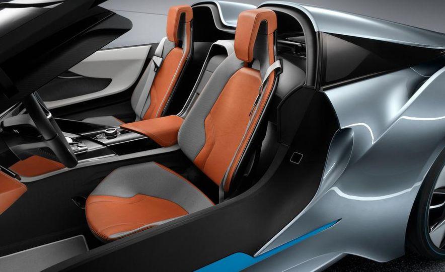 BMW i8 Concept Spyder - Slide 12