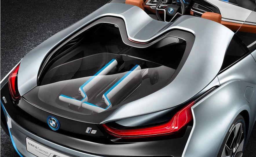 BMW i8 Concept Spyder - Slide 6