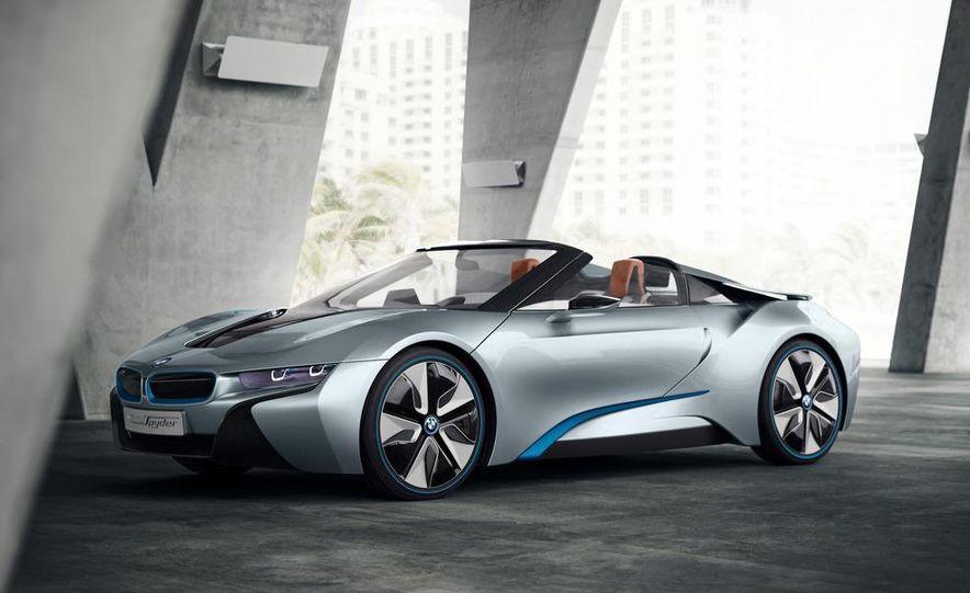 BMW i8 Concept Spyder - Slide 15