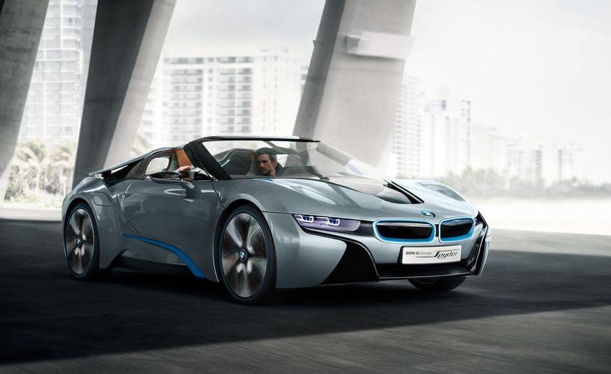 BMW i8 Concept Spyder - Slide 17