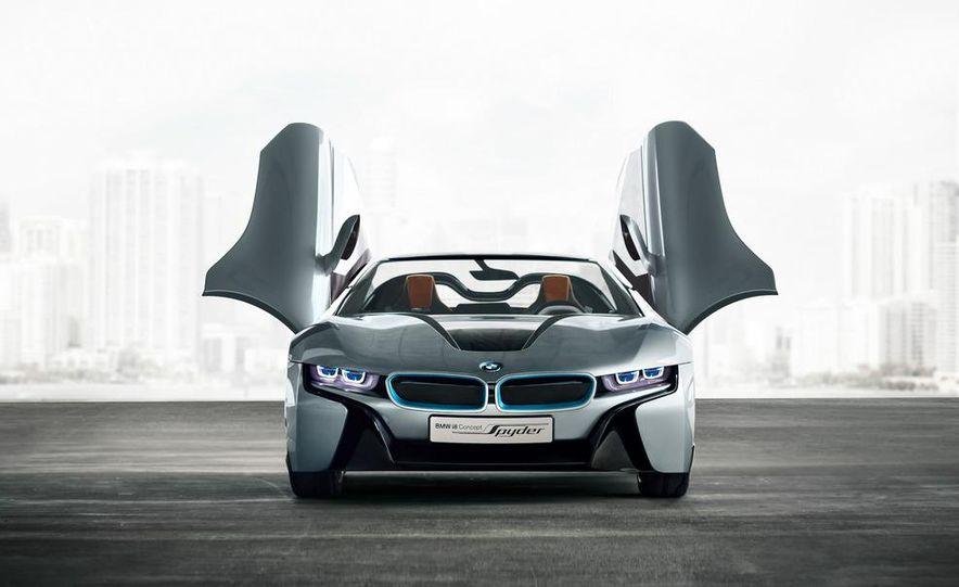 BMW i8 Concept Spyder - Slide 19