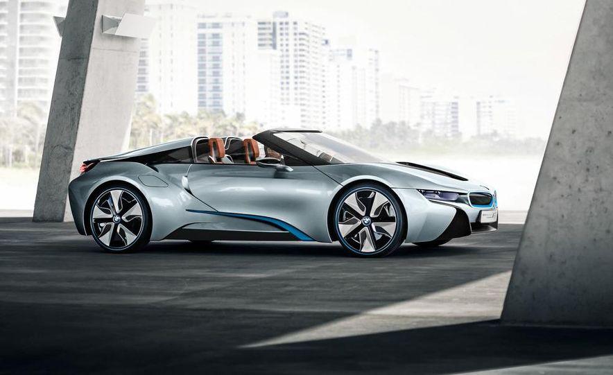 BMW i8 Concept Spyder - Slide 20