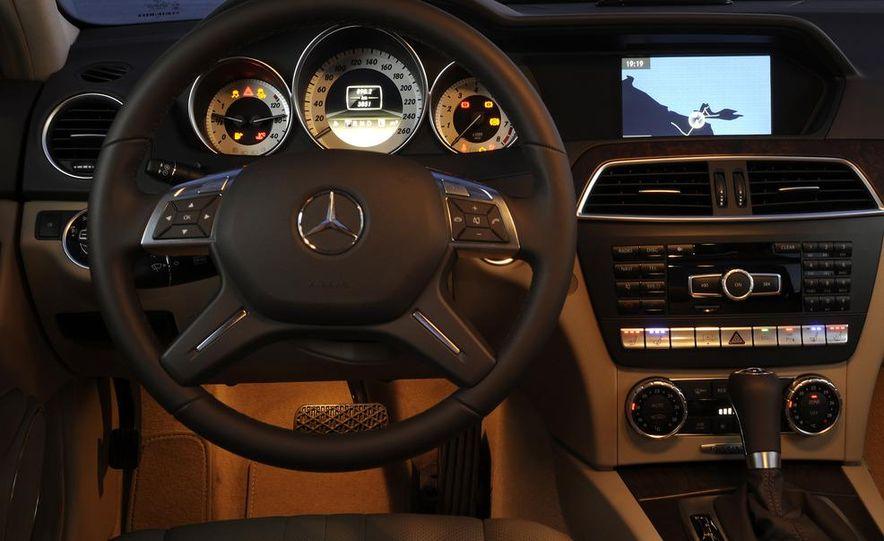 2015 Mercedes-Benz C-class (spy photo) - Slide 37