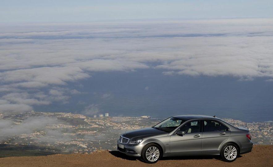 2015 Mercedes-Benz C-class (spy photo) - Slide 34