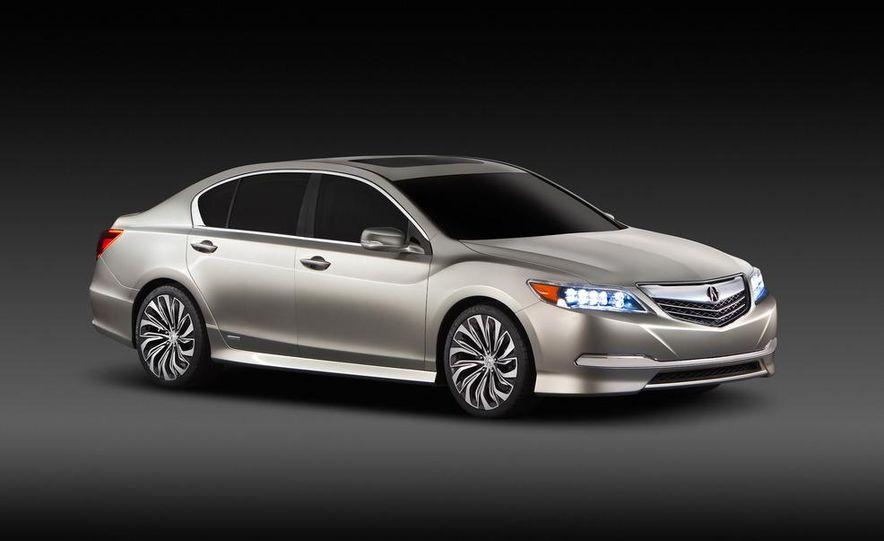 2014 Acura RLX SH-AWD concept - Slide 18