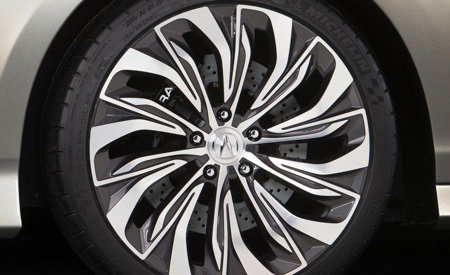 2014 Acura RLX SH-AWD concept - Slide 23