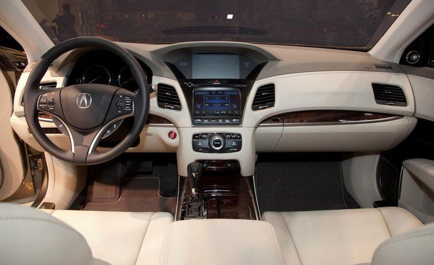 2014 Acura RLX SH-AWD concept - Slide 14