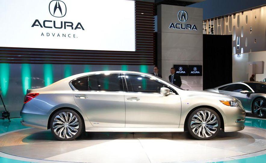 2014 Acura RLX SH-AWD concept - Slide 1