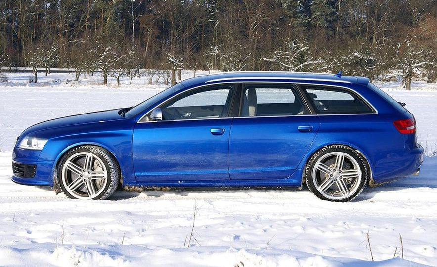 2014 Audi RS6 Avant (spy photo) - Slide 10