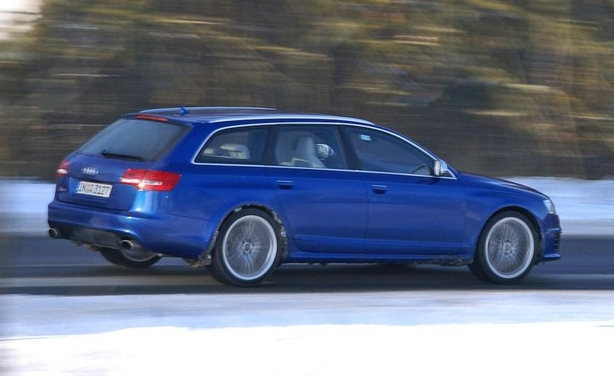 2014 Audi RS6 Avant (spy photo) - Slide 14