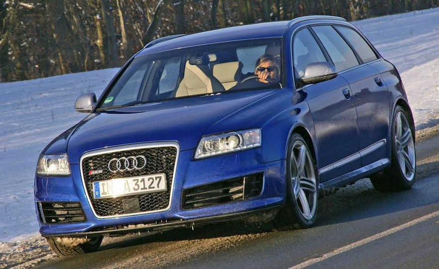 2014 Audi RS6 Avant (spy photo) - Slide 15