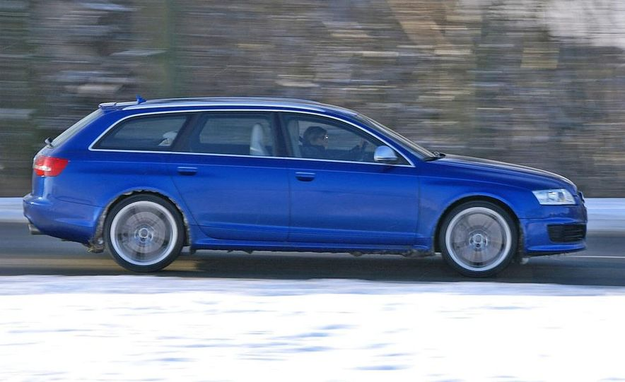 2014 Audi RS6 Avant (spy photo) - Slide 16