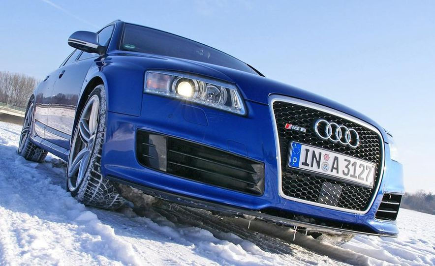 2014 Audi RS6 Avant (spy photo) - Slide 17