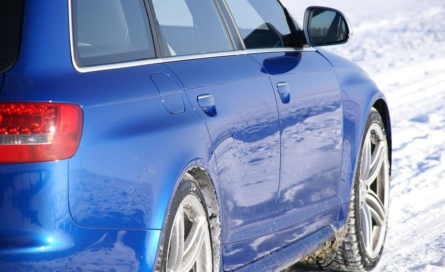 2014 Audi RS6 Avant (spy photo) - Slide 18