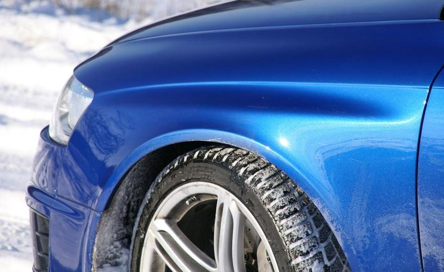 2014 Audi RS6 Avant (spy photo) - Slide 21