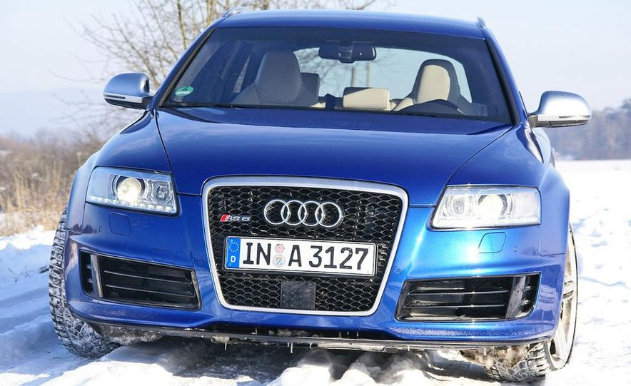 2014 Audi RS6 Avant (spy photo) - Slide 22