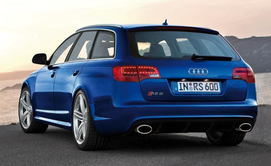 2014 Audi RS6 Avant (spy photo) - Slide 25