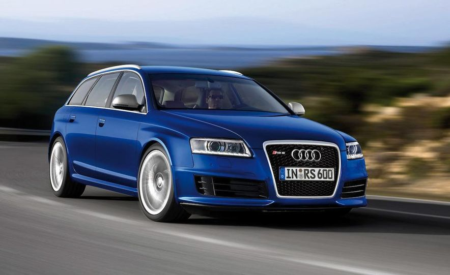 2014 Audi RS6 Avant (spy photo) - Slide 26
