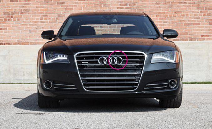 2012 Audi A8L