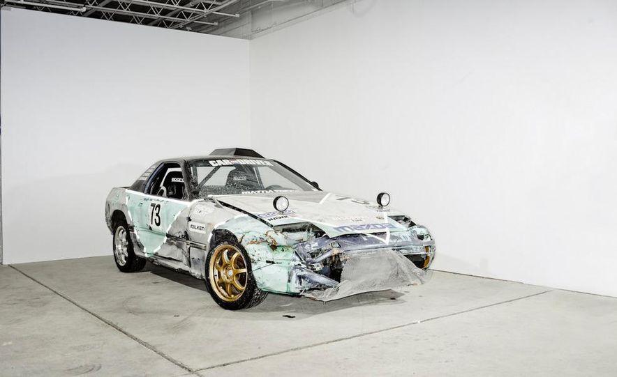 Mazda RX-7 - Slide 1