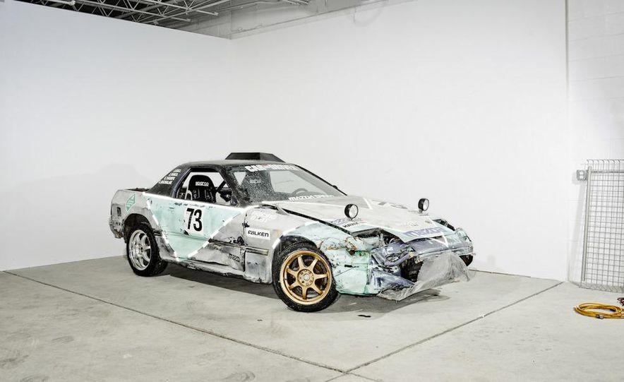Mazda RX-7 - Slide 2