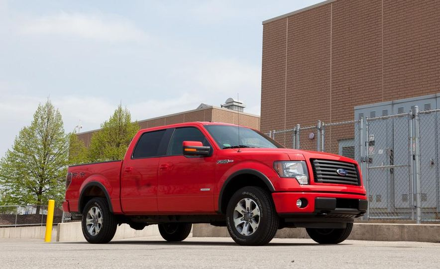 2013 Ford F-150 (spy photo) - Slide 9
