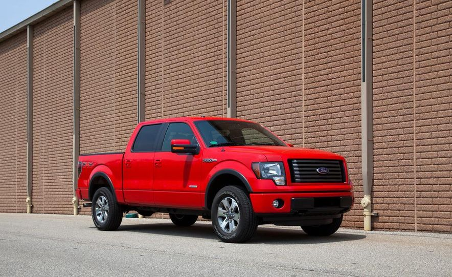 2013 Ford F-150 (spy photo) - Slide 10