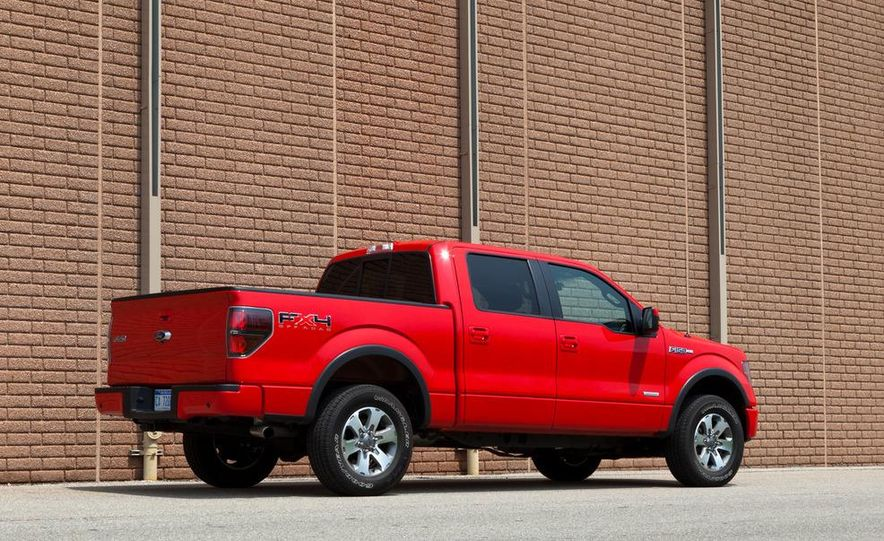 2013 Ford F-150 (spy photo) - Slide 11