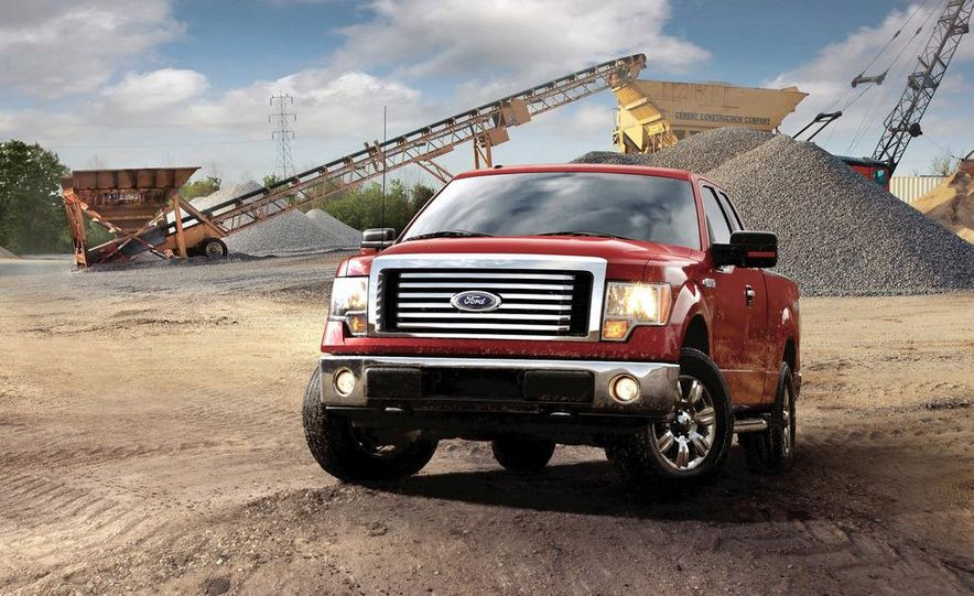 2013 Ford F-150 (spy photo) - Slide 7