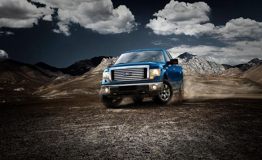 2013 Ford F-150 (spy photo) - Slide 8