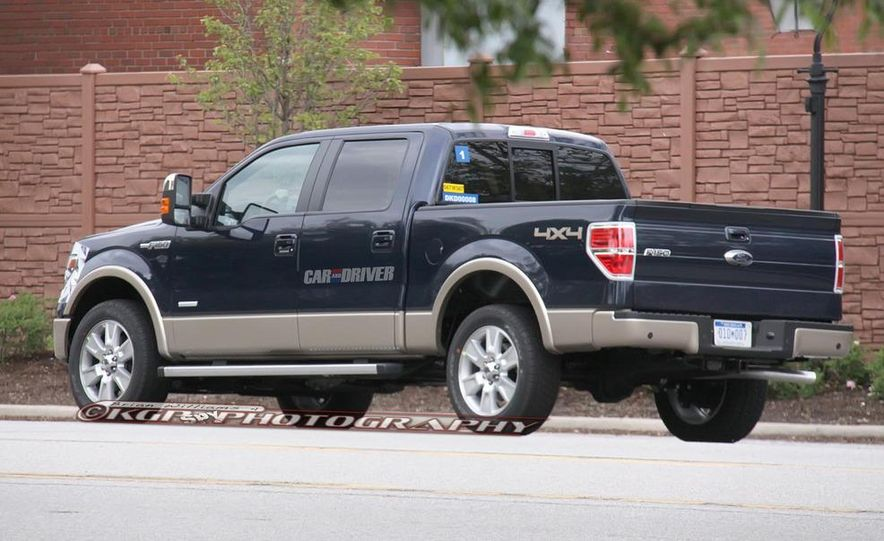 2013 Ford F-150 (spy photo) - Slide 2