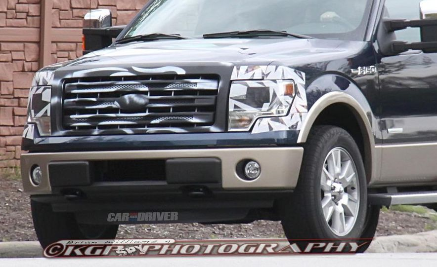 2013 Ford F-150 (spy photo) - Slide 3