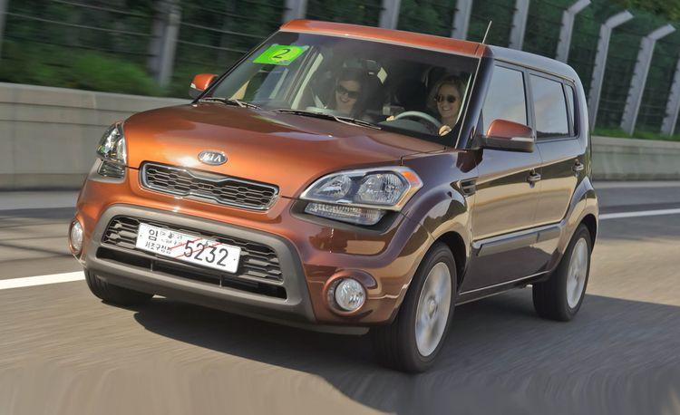 2012 Kia Soul Eco 1.6