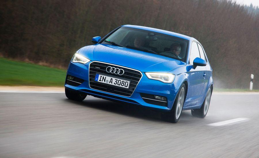 Audi A Quattro First Ride Review Car And Driver - Audi a3 quattro