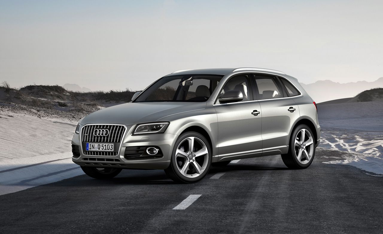 2013 Audi Q5 Photos And Info News Car And Driver