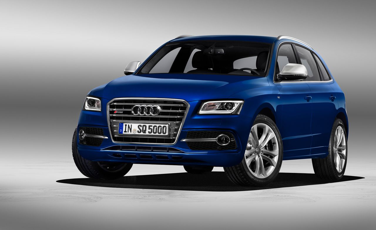 2013 audi sq5 tdi photos and info news car and driver. Black Bedroom Furniture Sets. Home Design Ideas