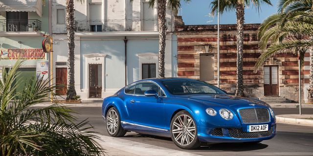 2013 Bentley Continental Gt Speed Photos And Info 8211 News