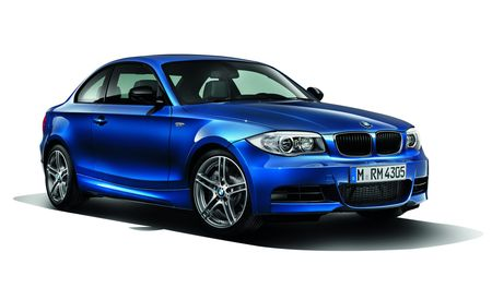 2013 BMW 135is Coupe and Convertible