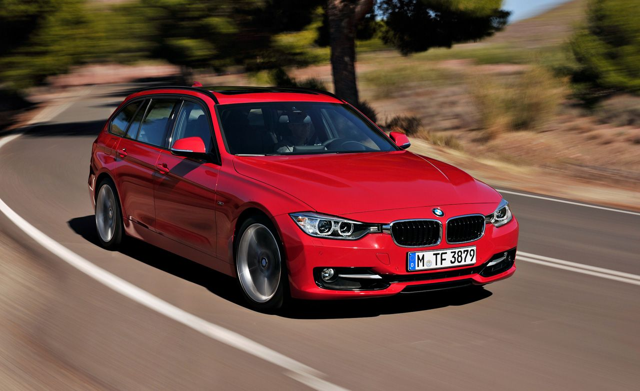 2013 Bmw 3 Series Sports Wagon News Car And Driver