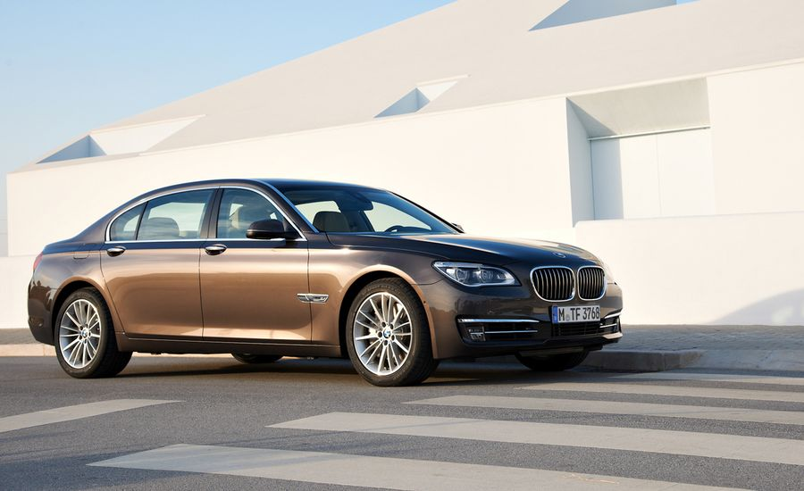 2013 bmw 7 series official photos and info news car. Black Bedroom Furniture Sets. Home Design Ideas